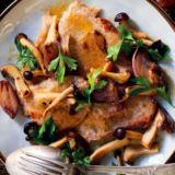 scaloppine-porcini-polenta